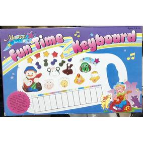 Piano Teclado Musical De Bichinhos Infantil