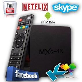 Transforme Sua Tv Em Smart Tv Box 4k Android 7.1