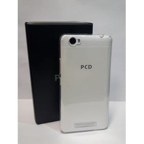 Batería Celular Pcd 509 + Tapa Color Blanco
