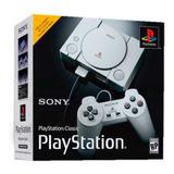 Consola Sony Playstation Classic Ps1 20 Juegos Hdmi Nuevo