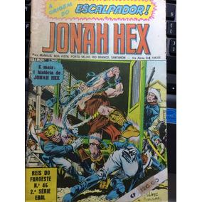 Jonah Hex 46 Editora Ebal Escalpador