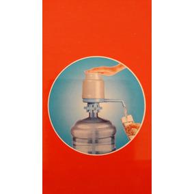 Bomba Manual Para Bidones De Agua De 10 L 12l 20 L
