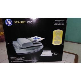 Hp Escaner 5590 Nuevo (scanjet)