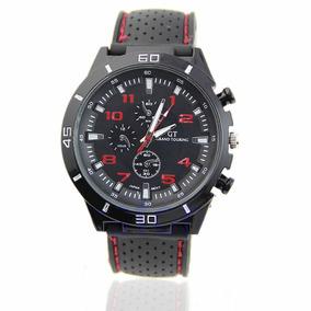 Relógio Masculino Luxuoso Gt Quartzo Estilo Esportivo