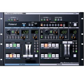 Video Mixer Roland V-440 Hd 8 Canais Multi-formato Novo Nf