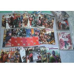 Coleção De Quadrinhos Novos Vingadores Marvel