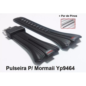 Pulseira De Relogio Mormaii Technos Yp9464 - Relógios no Mercado ... 3265d44d56