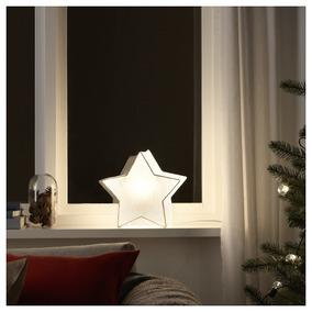 Lampara De Mesa Strala De Ikea - Nueva (ideal Para Navidad)
