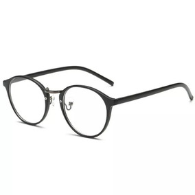 Armação Óculos De Grau Redondo Masculino Feminino Geek Retrô 52eef9c2cf