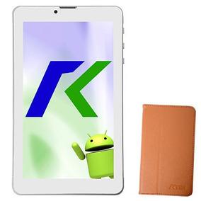 Tablet Keen 2 Chip 8gb Tela De 7.0 + Brinde Capa De Couro