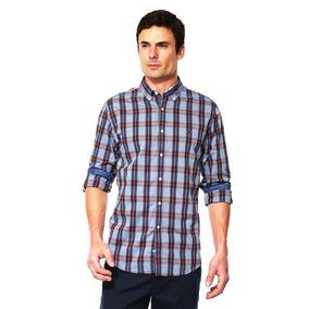Camisa Casual Caballero Tommy Hilfiger Talla M Nueva 1,399$