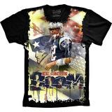 Camiseta Futebol Americano Feminina Patriots no Mercado Livre Brasil 64ec8efb8347e