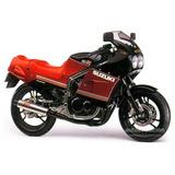 Suzuki Gsx-r 400cc 1988....desarme
