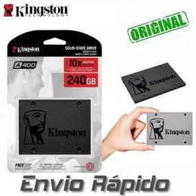 Hd Ssd Kingston 240gb A400 Sata 3 6gb/s Notebook Pc