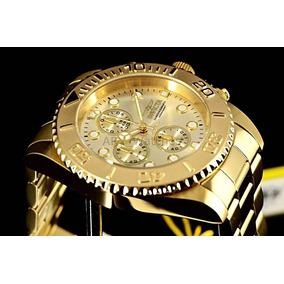 e6e3155acee Relogio Invicta Serie Ouro Masculino - Relógio Invicta Masculino no ...