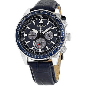 Reloj Seiko Ska371p1 Prospex Kinetic Diver s 200m. 3 vendidos - Los Lagos · Seiko  Reloj Prospex Solar Chronograph Para Hombre Con 52c7f9dfc18