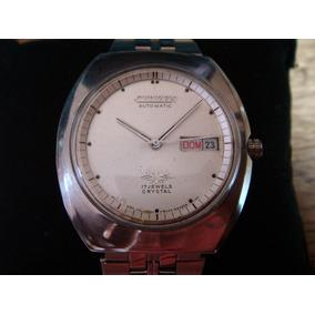 Reloj Citizen Automático Vintage 70´s. Dial Color Blanco.