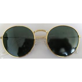 Oculos Redondo John Lennon De Sol Outras Marcas - Óculos no Mercado ... 4d956387ec