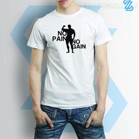 Camisetas Para Academia Masculina Frases Motivacao - Calçados ... ad7914d044f