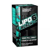 Lipo 6 Black Hers Nutrex Ultra Termogênico Espec. Feminino