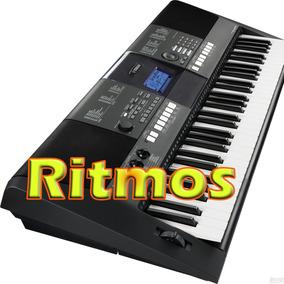 ritmos de forro para teclado yamaha psr 550 gratis