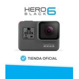 Camara Go Pro Hero6 Black 4k Tienda Oficial