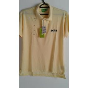 bcb53118b8926 Camisa Polo Hugo Boss Original Peruana - Calçados, Roupas e Bolsas ...