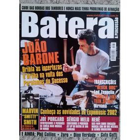 Revista Batera Nº 63 João Barone