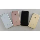 iPhone 7 32gb (320) 4g + Vidrio Tienda Chacao 1 Mes Garantía