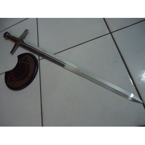 Espada Templaria Cruz De Malta Medieval