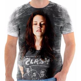 Camisa Camiseta Personalizada Bella Kristen 2 Crepúsculo bd4c7305ba0