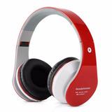 Headphone Bluetooth Fone De Ouvido Usb Micro Sd Rádio Fm