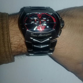9fd35ecc163 Relogio Canino Lamborghini Gt One De Luxo Outras Marcas - Relógios ...
