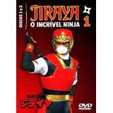 Jiraya, Série Completa 10 Dvd Agora Em Hd Digital