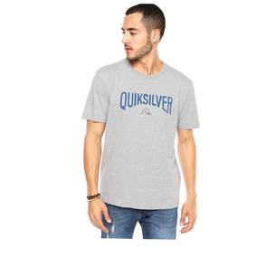Camiseta Quiksilver Mountain Wave Classic - Camisetas para Masculino ... 1e4203e6194