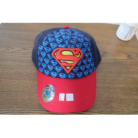 Gorra Original Dc Comics Batman Superman Joker