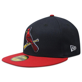 Gorra New Era 5950 Ac Perf Cardinals Alterna Azul rojo 3a5fce42a83