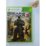 Gears Of War 3 Xbox 360 Garantizado :)