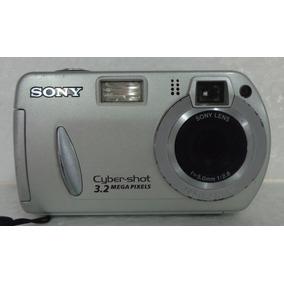Câmera Fotográfica Sony Cyber-shot 32 Mp Necessita Revisão