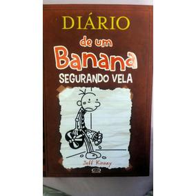 Livros Dos Diários De Um Banana