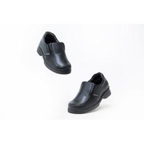 Zapatos Escolar Comodo Bonito Niño Hush Puppies Negro 52200