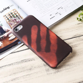 Black For Iphone 7 - Thermal Sensor Térmico Inducción D-8809