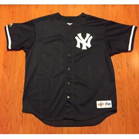 Camiseta Beisbol Baseball Yankees New York Majestic Mets 67a0109207868