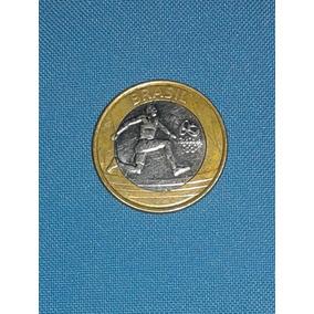 Moeda De 01 R$ Olimpiada 2014