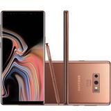 Galaxy Note 9 Cobre 512gb/8gb Ram - Lacrado - Nacional - Nf