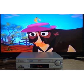 Video Cassete Lg Fc-931b 7 Cabeças Hi-fi - Funcionando