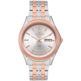 Relogio Technos Automatico Masculino 8205nr - Relógios no Mercado ... 8ced2dc6d2