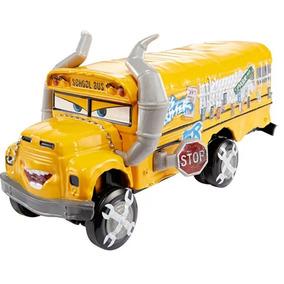 Disney Carros 3 Deluxe - 1:55 - Miss Fritter Dxv94 Mattel