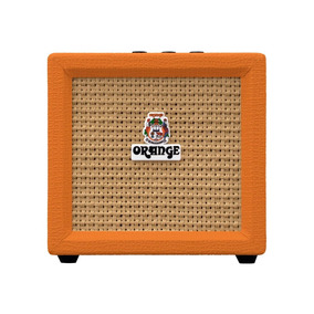Combo Ampli Orange Guitarra Crush Mini 3 Watts C/ Afinador