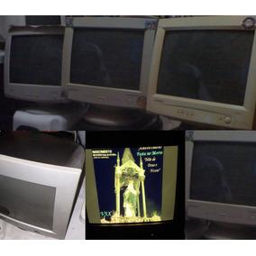 Troca Pc / Comoda - Oferta!!! Monitores Tubo Crt